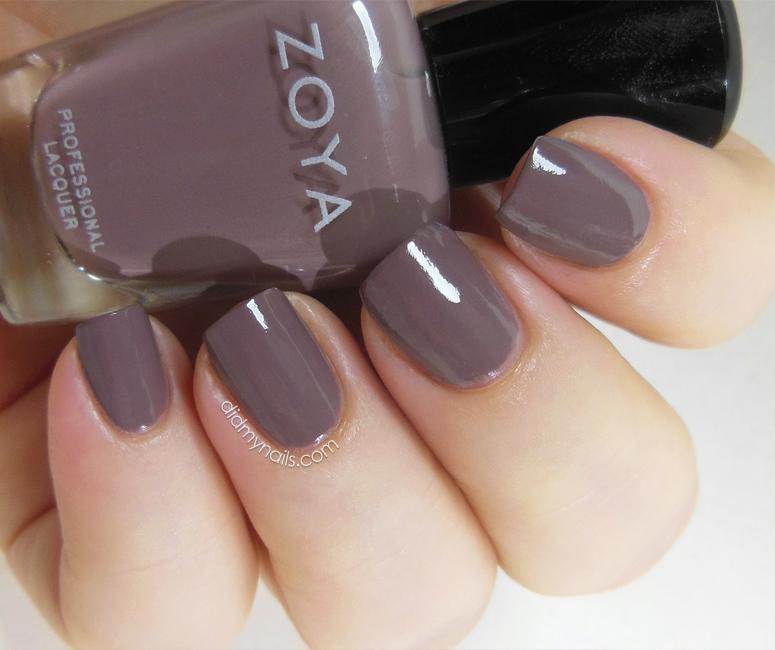Zoya Normani swatch