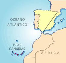 GEOGRAFA 1 ESO AFRICA CANARIAS
