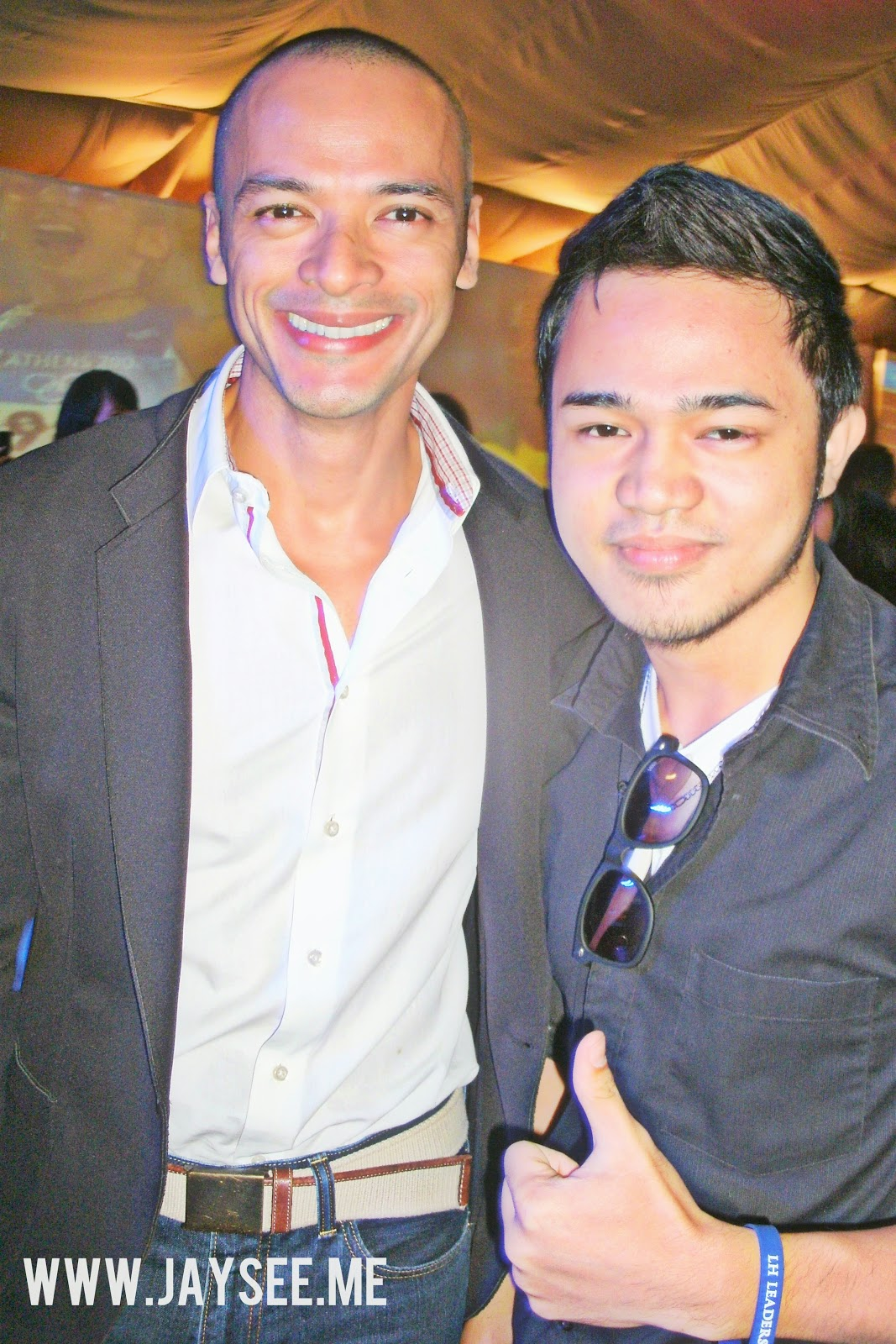 kevin pingkian with Mr Abrera.