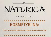 Sklep Naturica z kosmetykami do włosów