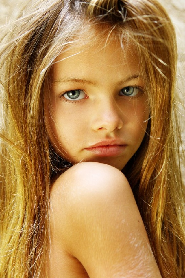 Девушка недели: Thylane Lena-Rose Blondeau
