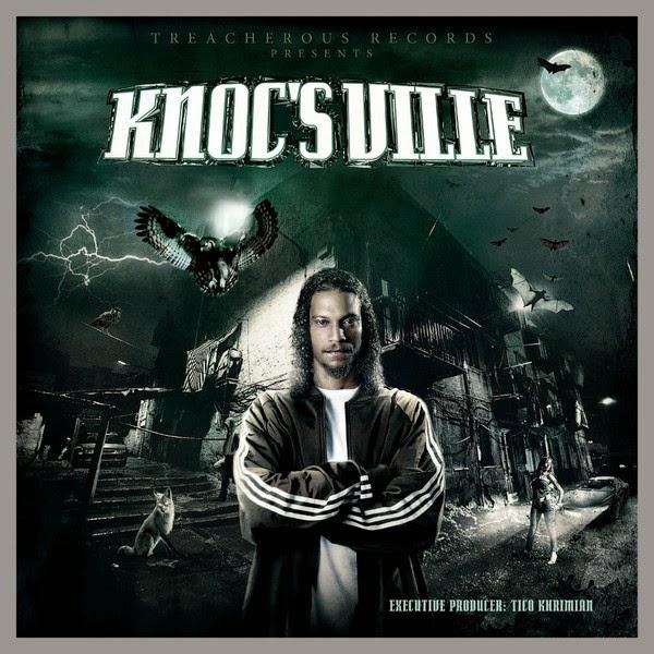 Knoc-turn'al - Knoc's Ville Cover