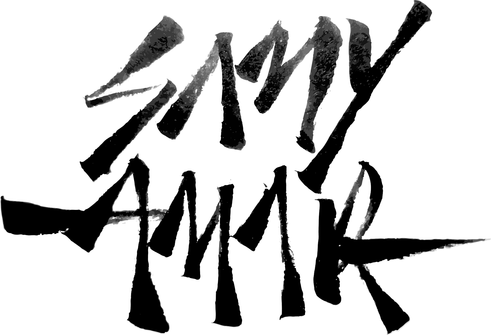 Samy Amar Calligraphy And Lettering Brush Lettering And