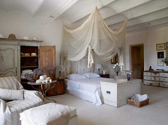 Neutral heaven interior design and mood creation - Deco chambre campagne chic ...