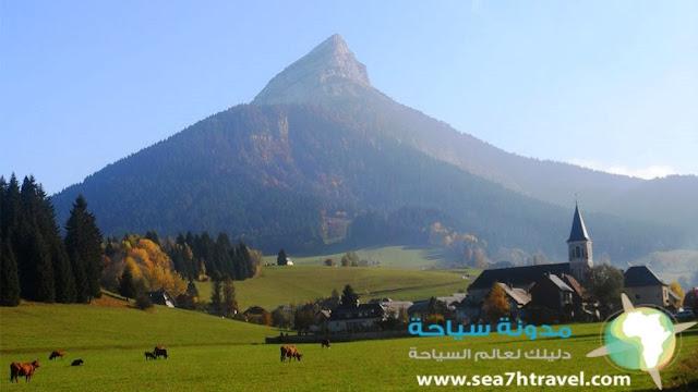 اجمل جبال فرنسا