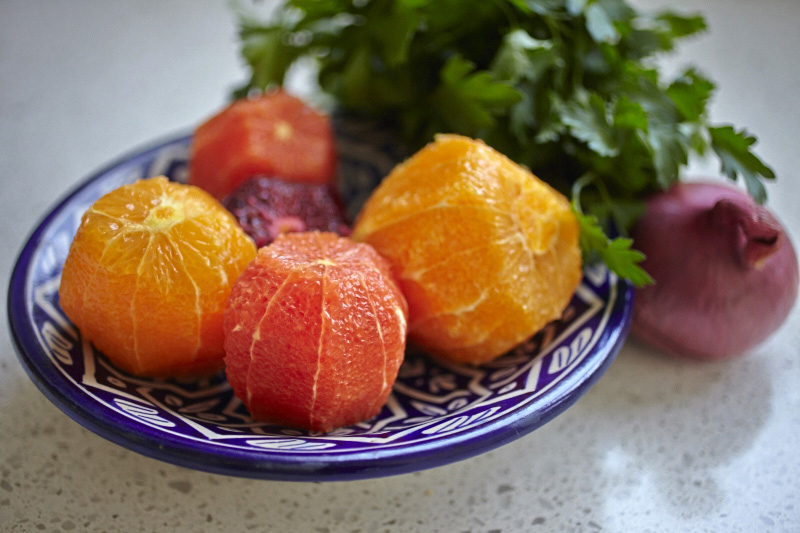 Bi-Rite Citrus bomb Tenalu cara cara pink navel oranges Stehly Farm moro blood oranges