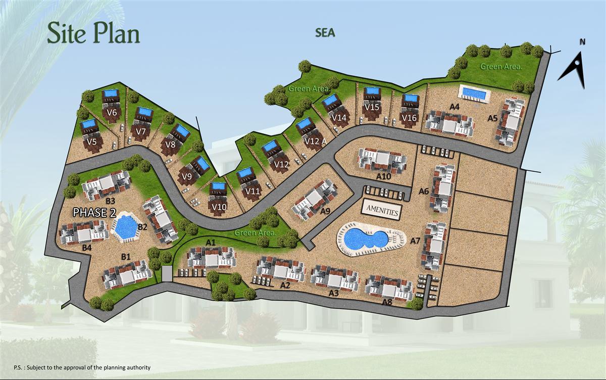 Недвижимость в Северном Кипре