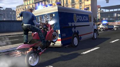 Free Download Vin Diesel Wheelman Game
