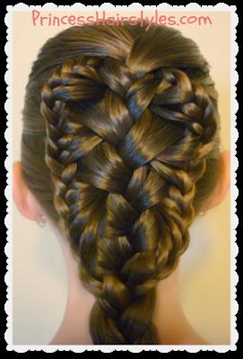 Pretty braid, the stingray video tutorial