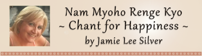 Nam Myoho Renge Kyo ~ Chant For Happiness
