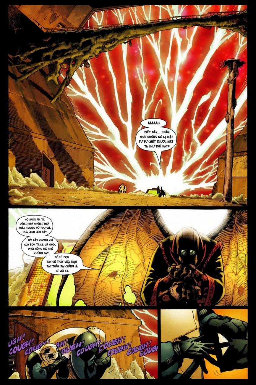 Ultimate Fantastic Four chap 17 - Trang 4