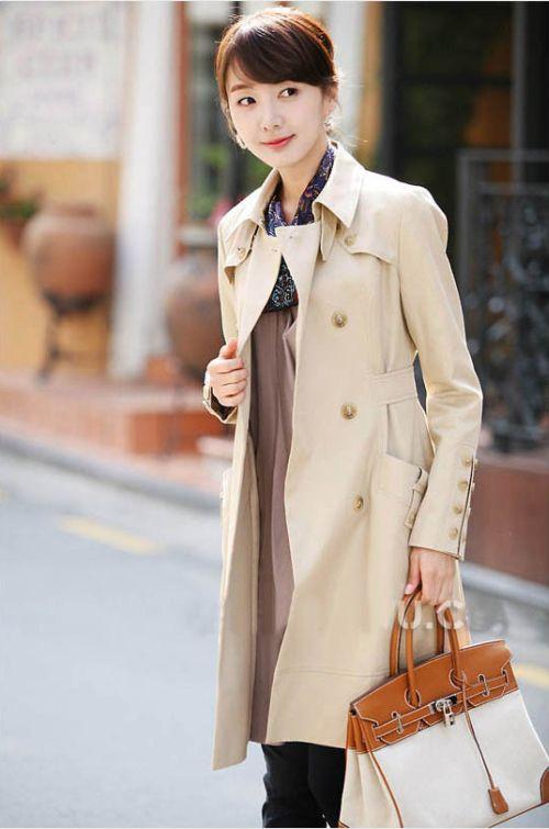 jaket panjang korea