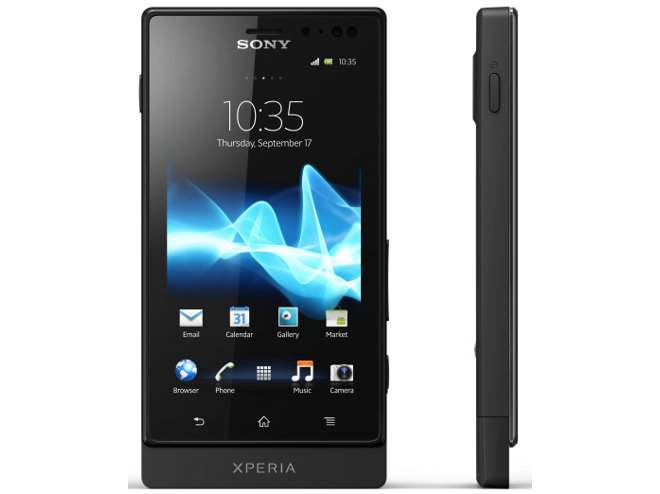 "Sony Xperia Sola nabs ""Floating Touch"" Navigation"