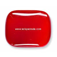 Batu Permata Red Carnelian