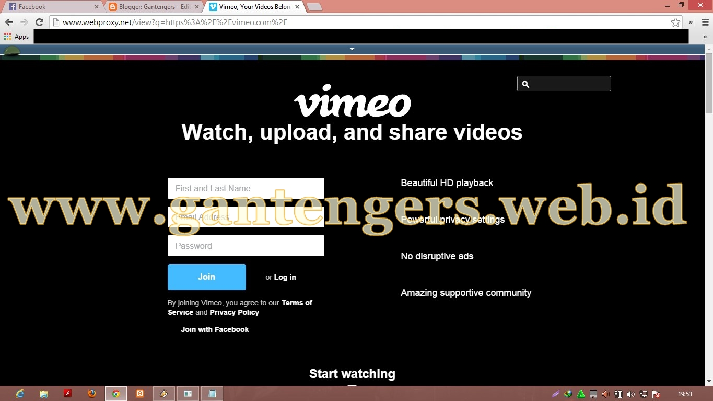 Cara Membuka/Menembus Situs Yang Di Blokir Internet Positif