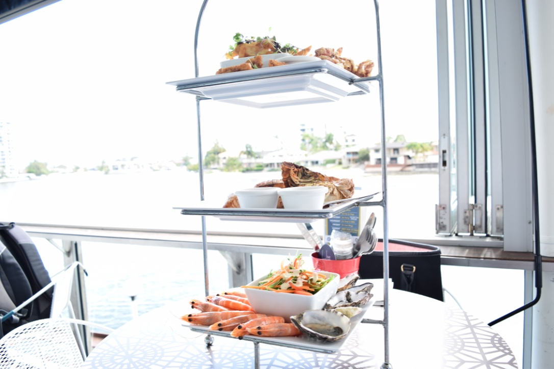 Seafood Platter Helm Bar