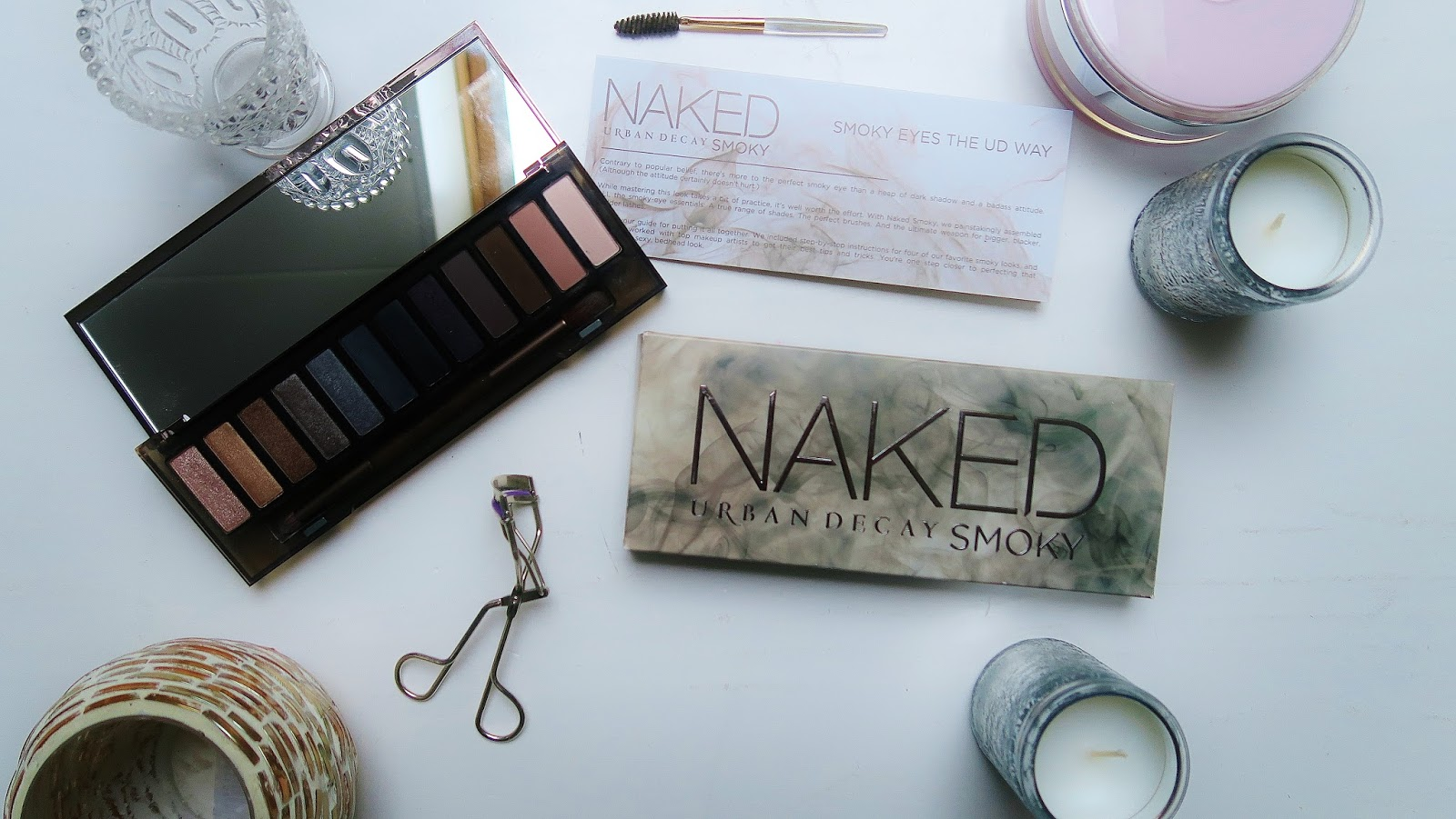 Urban Decay Naked Smoky Eyeshadow Palette Truly Mar Gasp That Is Quite A Long Name For Make Up Product But This Not Just Another