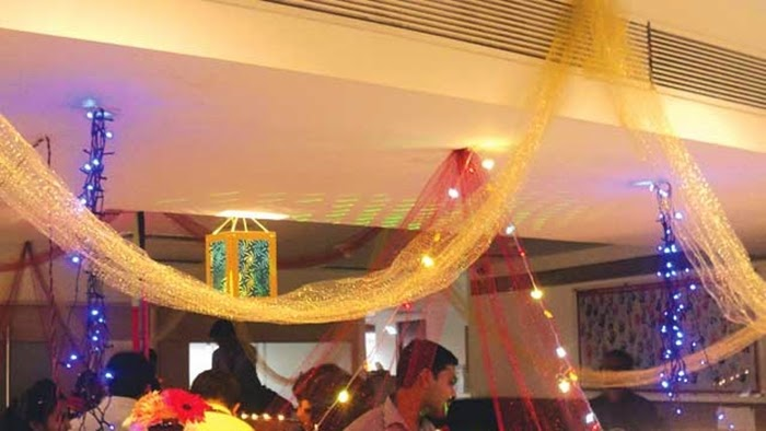 Patni properties home and office diwali decoration ideas 2014 for Home decorations in diwali