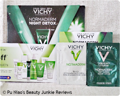 Vichy Normaderm Oil-Control Duo