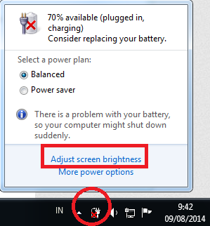 battery icon carg