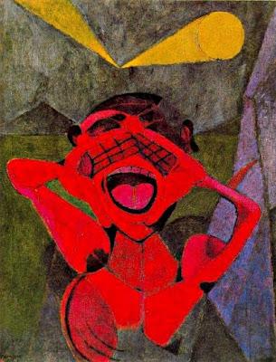 El crit (Rufino Tamayo)