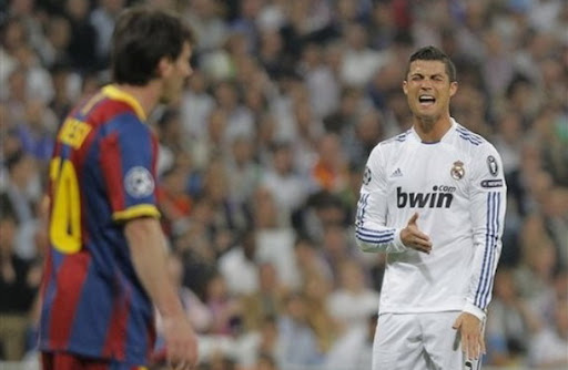 Cristiano Ronaldo does not deliver in the big games, unlike Lionel Messi