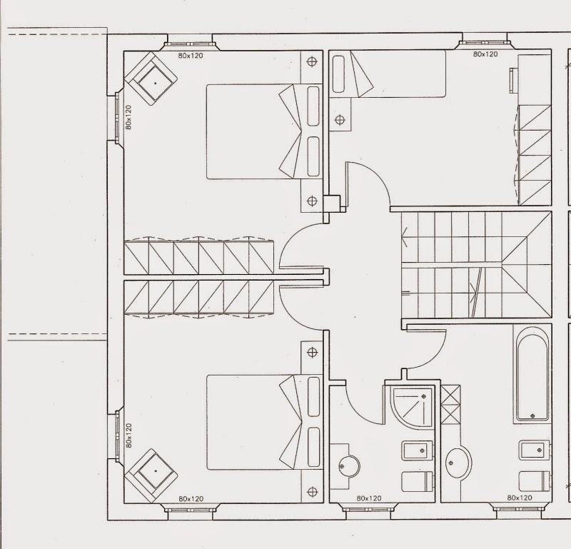 Immobiliare verdi colline aprile 2015 - Apertura solaio per scala interna ...