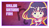 Sailor Saturn Fan