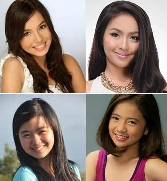 Ex-Bulilits Julia Montes, Kathryn Bernardo, Ella Cruz and Miles Ocampo Join Goin' Bulilit 8th Anniversary