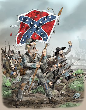 Confederate Charge