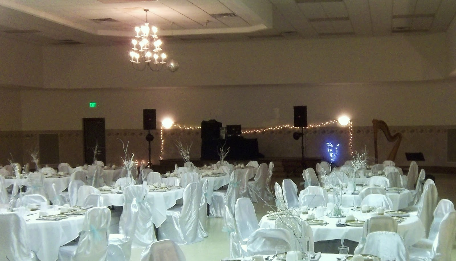 Halls For Wedding Receptions