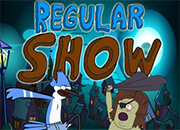 Regular Show Night fun juego