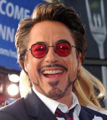 ROBERT DOWNEY HAIR