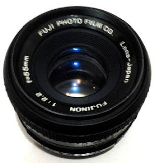 Fujinon 55mm f/2.2