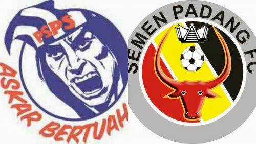 PSPS vs Semen Padang Piala Gubernur SumSel 2015