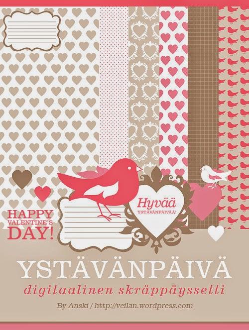carte digitali scaricabili per san valentino