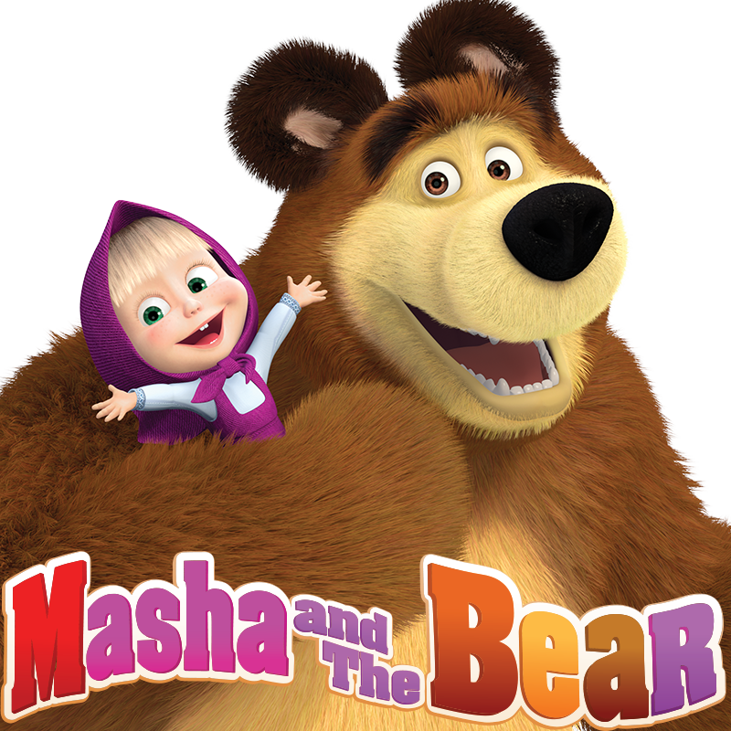 Masha and The Bear  YouTube  HD Wallpapers