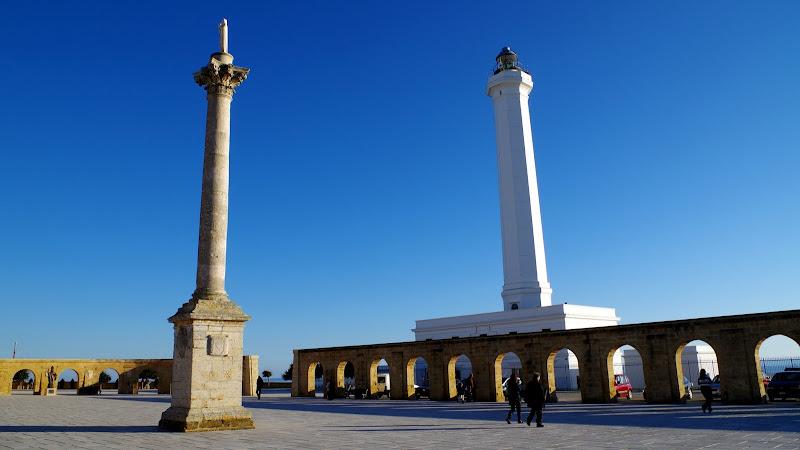 Leuchtturm von Santa Maria di Leuca (Apulien)