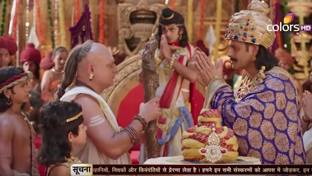 Sinopsis Ashoka Samrat Episode 79