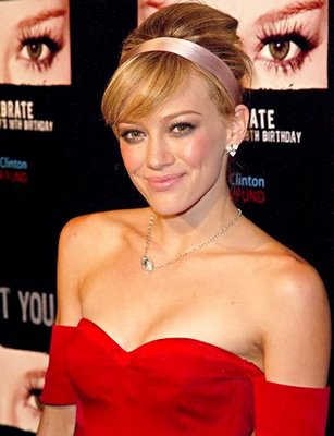 Hot Images Of Hilary Duff