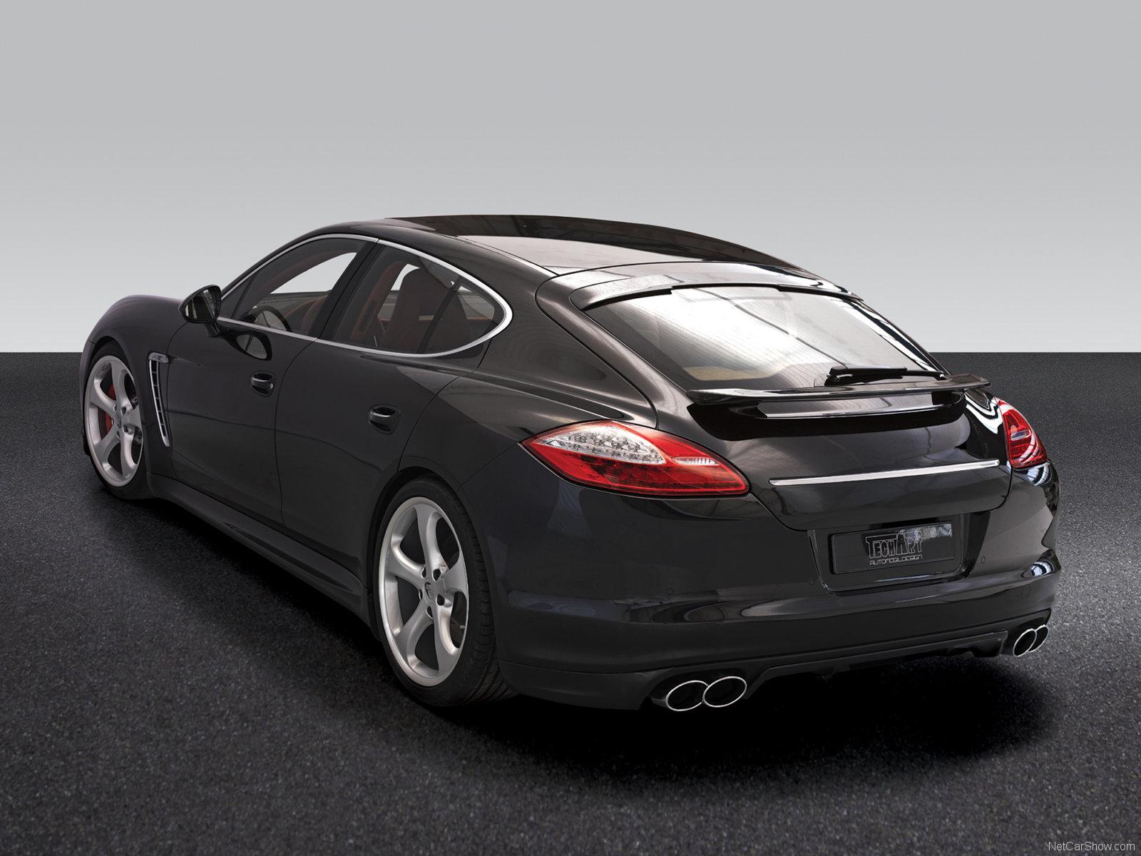 Hình ảnh xe ô tô TechArt Porsche Panamera 2010 & nội ngoại thất