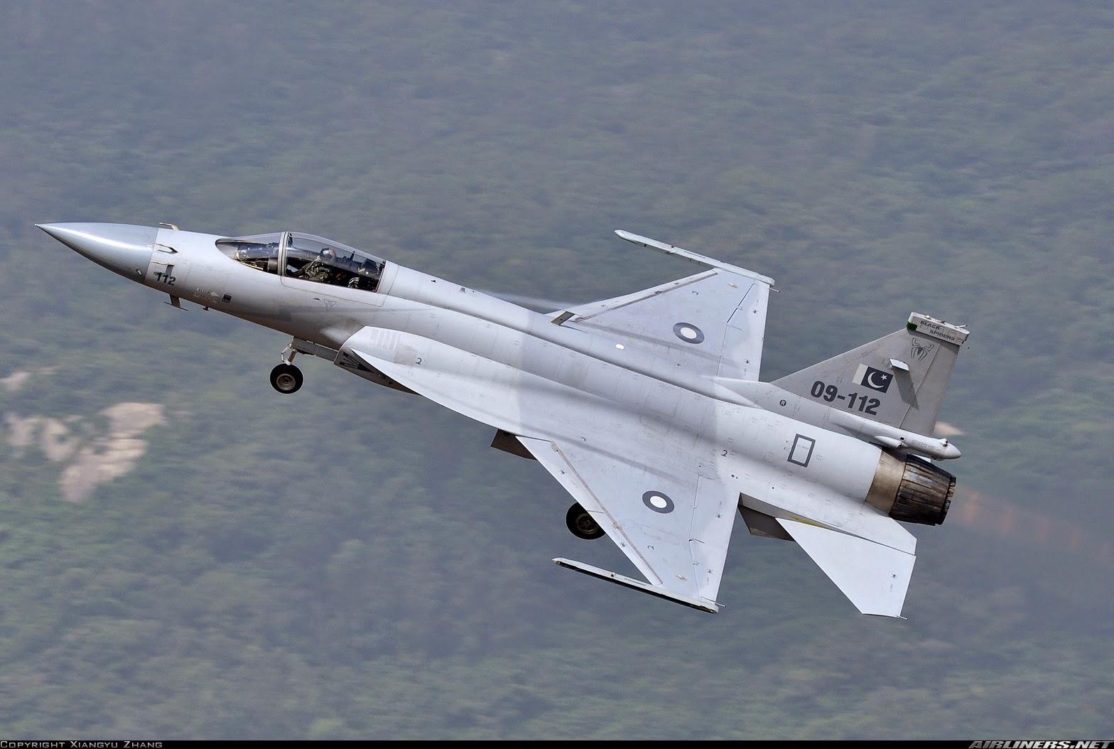المقاتلة الصينية - الباكستانية JF-17 1828528-74e34