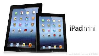 Harga IPad Mini Terbaru 2012