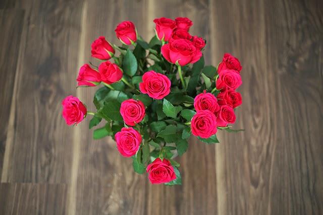 20 roses, ramble