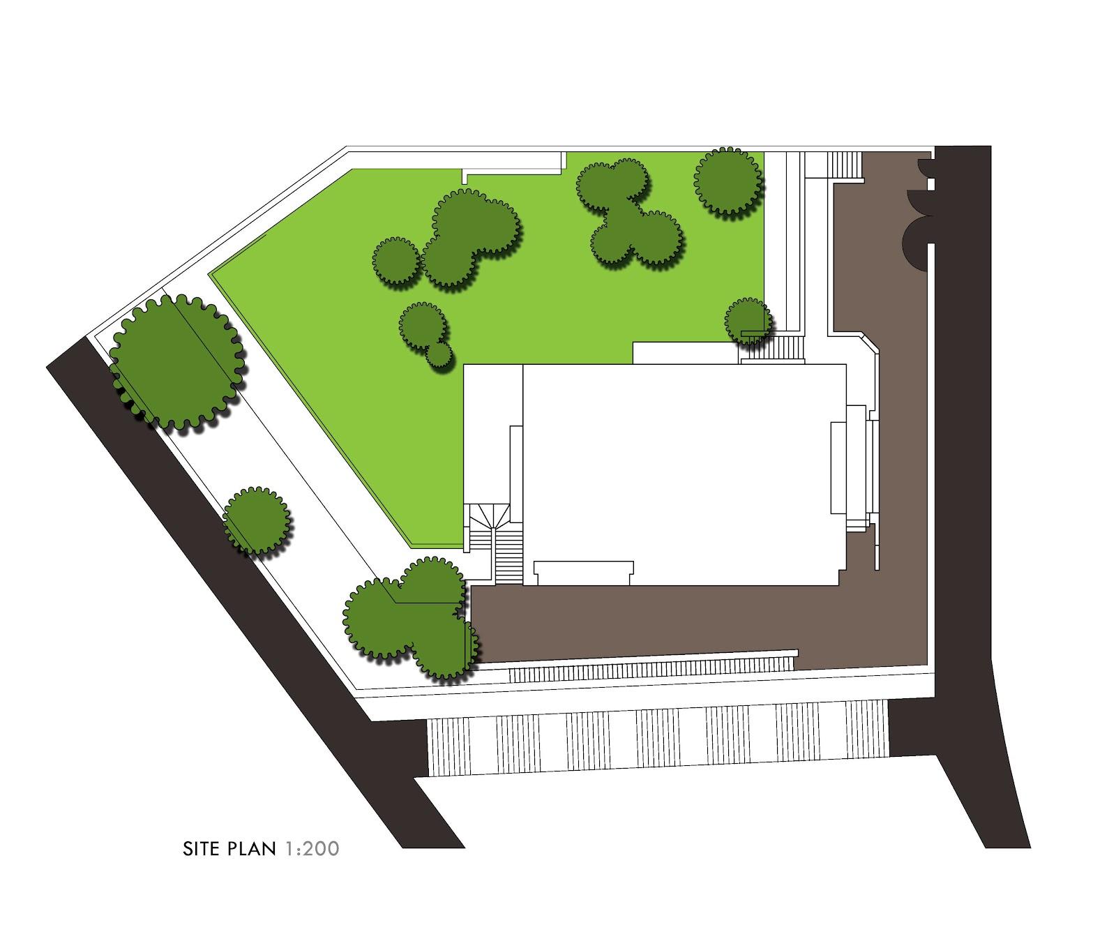 Arch 1201 Project 1 Villa Muller