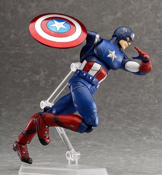 Gambar Captain America - Avengers