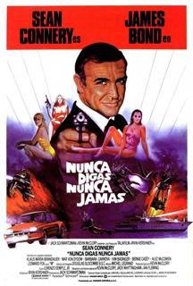 descargar 007 Nunca Digas Nunca Jamas – DVDRIP LATINO
