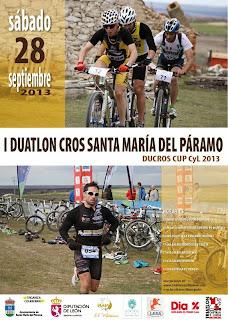 Duatlon Cross Santa Maria del Paramo Leon