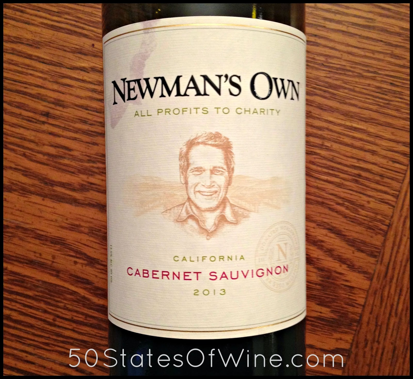 Newman's Own Cabernet Sauvignon