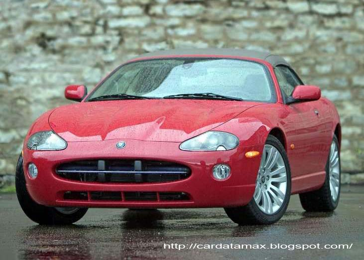 Cardatamax The Cars Database Project Forever Jaguar Xk8 Convertible